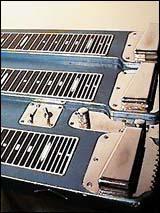 Fender - 8 String Lapsteel
