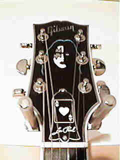 Gibson Ace Frehley Signature Les Paul Custom