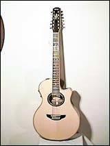Yamaha - Electr. Acc. 12 String APX-8-12A