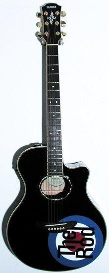 Yamaha APX 9C Electro Acoustic Guitar