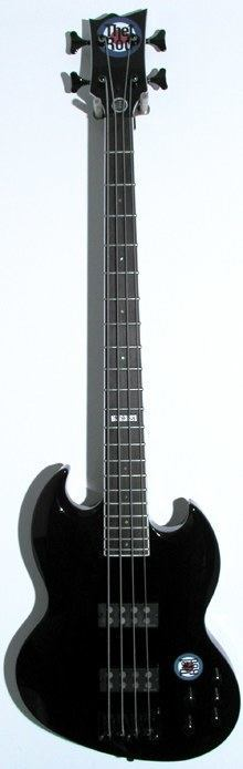 ESP The Viper SG-Bass