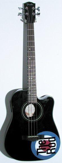 Fender Electro Acoustic Bass BG-29 BK
