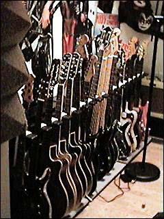 Gitarrenrack