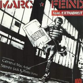Marc Feind – Polizisten Remix (feat. Extrabreit) 12″