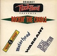 Dragnet / Rock Hard Presents: Rockin' The Cradle