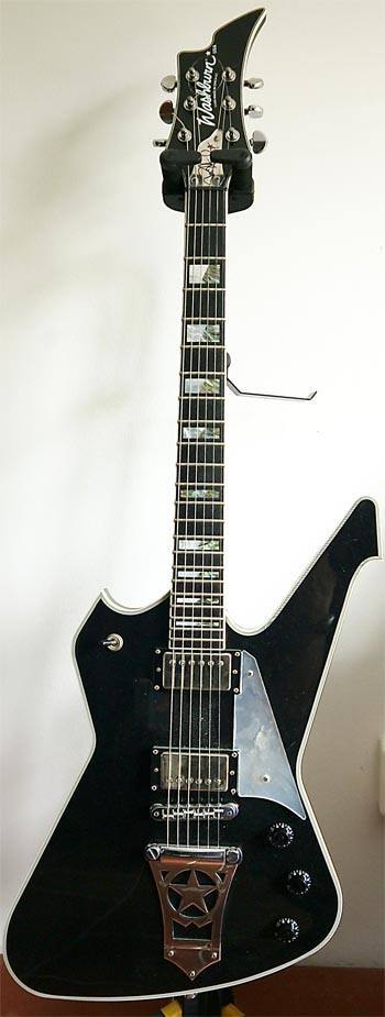 Washburn - Paul Stanley Signature Guitar