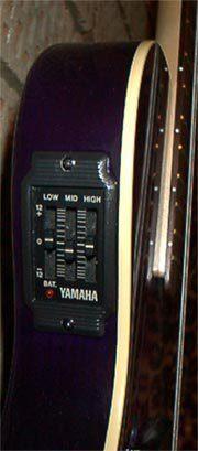Yamaha BEX 4CD