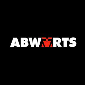 Abwärts Logo
