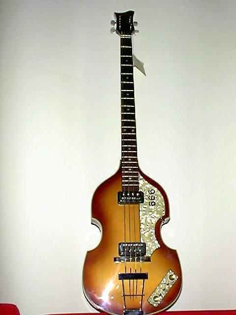 Höfner Beatles Bass '63