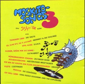 Moskito-Songs 3
