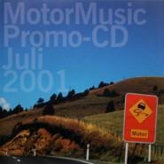 Motor Music Promo-CD Juli 2001