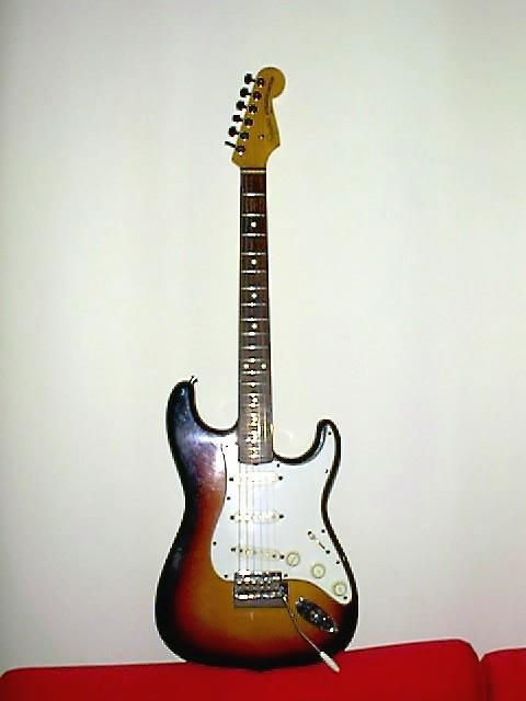 Squier - Stratocaster